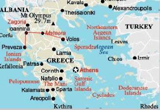 GRECE 4.1. En mer Ionienne 2008 2009 Pf 5